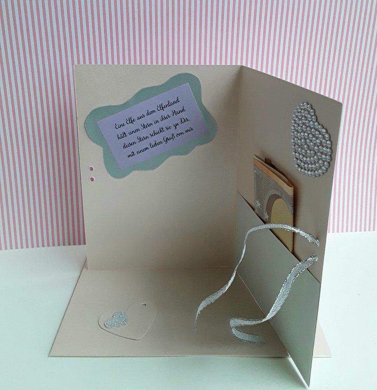 Karte Geldgeschenke Fur Kinder Mit Gedicht Karten