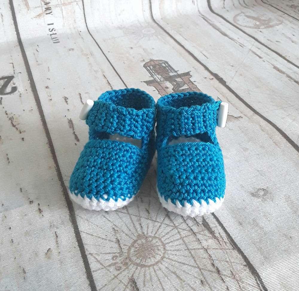 innovative design 73f8a d8ae1 Babyschuhe für neugeborene, gehäkelte Baby Schuhe